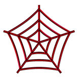 Spider & Web Stock Images