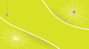 Spider web background vector Stock Photo