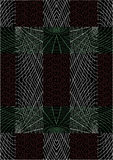 Spider Web Repeat Pattern Stock Photos