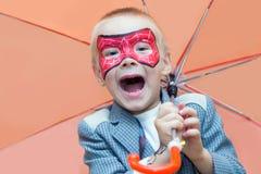Spiderboy Fotografia Stock