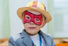Spiderboy Stock Photo