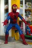 Spiderman Royalty Free Stock Photo