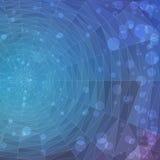 Spiderweb poligonal del fondo Imágenes de archivo libres de regalías