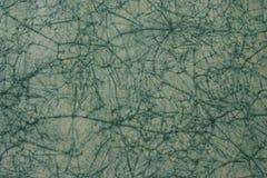 Spiderweb tiene gusto del modelo de papel Fotografía de archivo libre de regalías