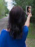 spiegel stock foto