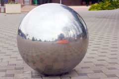 Spiegel-Ball Lizenzfreie Stockfotografie