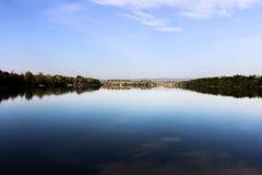Spiegel der Natur Stockfotografie