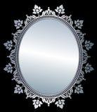 Spiegel in kader vector illustratie