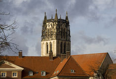 Spiegel Tower in Munster, Germany Stock Photos