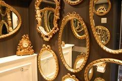 spiegels Royalty-vrije Stock Foto's