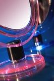 Spiegelt Kosmetik wider Lizenzfreies Stockbild
