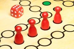 Spiel Stockbild