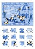 Spiel 117 Stockfoto