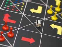 Spiel des Lebens Lizenzfreie Stockbilder