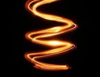 Spiel des Lichtes Stockbilder