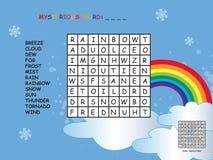 Spiel für Kinder Lizenzfreie Stockfotos