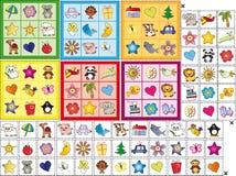 Spiel für Kinder Lizenzfreies Stockbild