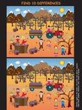 Spiel für Kinder Lizenzfreie Stockfotografie
