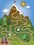 Spiel für Kinder Stockbilder