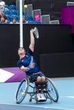 Spiel 2012 Londons Paralympic Lizenzfreie Stockfotografie