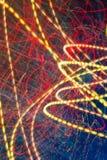 Spiel mit Leuchte stockfoto
