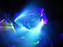Spiel mit Leuchte Lizenzfreie Stockfotografie
