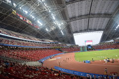 8. Spiel-Stadion Asean Paralympic Para Stockfotografie