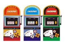 Spielautomat Stockfoto