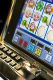 Spielautomat Stockbild