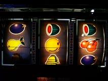 Spielautomat Stockbilder