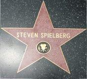 Spielberg de Steven Imágenes de archivo libres de regalías