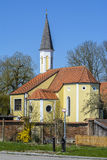 Spielberg monastery Royalty Free Stock Images