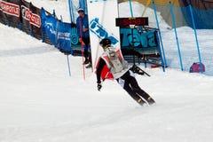 Spiele des Winter-TEVA Mointain Lizenzfreie Stockfotografie