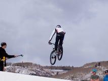 Spiele des Winter-TEVA Mointain Lizenzfreie Stockbilder