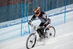 Spiele des Winter-TEVA Mointain Stockfoto