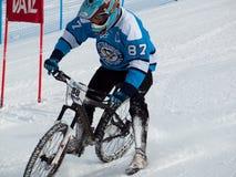 Spiele des Winter-TEVA Mointain Lizenzfreie Stockfotos