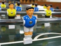 Spiele: Fußballtabelle Stockbilder