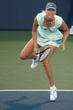 Spiele Maria-Sharapova am WTA Ausflug Stockfotos