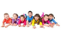 Spielen der Kinder Stockbild