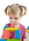 Spielen des Kindes Lizenzfreies Stockbild
