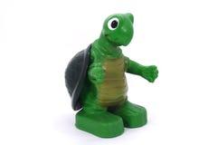 Spielen Sie eine Schildkröte Lizenzfreie Stockbilder