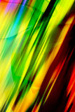 Spielen von Farben Lizenzfreies Stockfoto