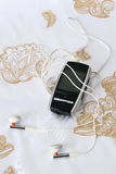 Spieler der Musik-MP3 Stockfoto
