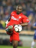 Spieler Didier-Zokora Sevilla FC lizenzfreie stockfotos