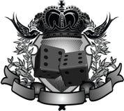 Spieler-Zeichen Stockfoto