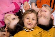 Spielerische Kinder Lizenzfreie Stockfotos