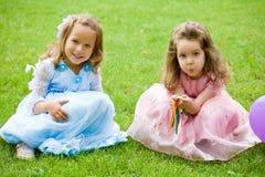 Spielerische Kinder Lizenzfreies Stockfoto