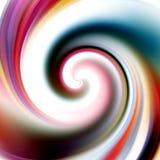 Spielerisches Bild des Regenbogens, abstrakter Hintergrund Lizenzfreie Stockfotografie