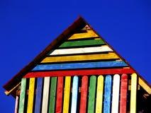 Spielhaus Stockfoto