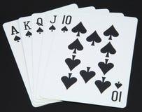 Spielkarte Stockbilder